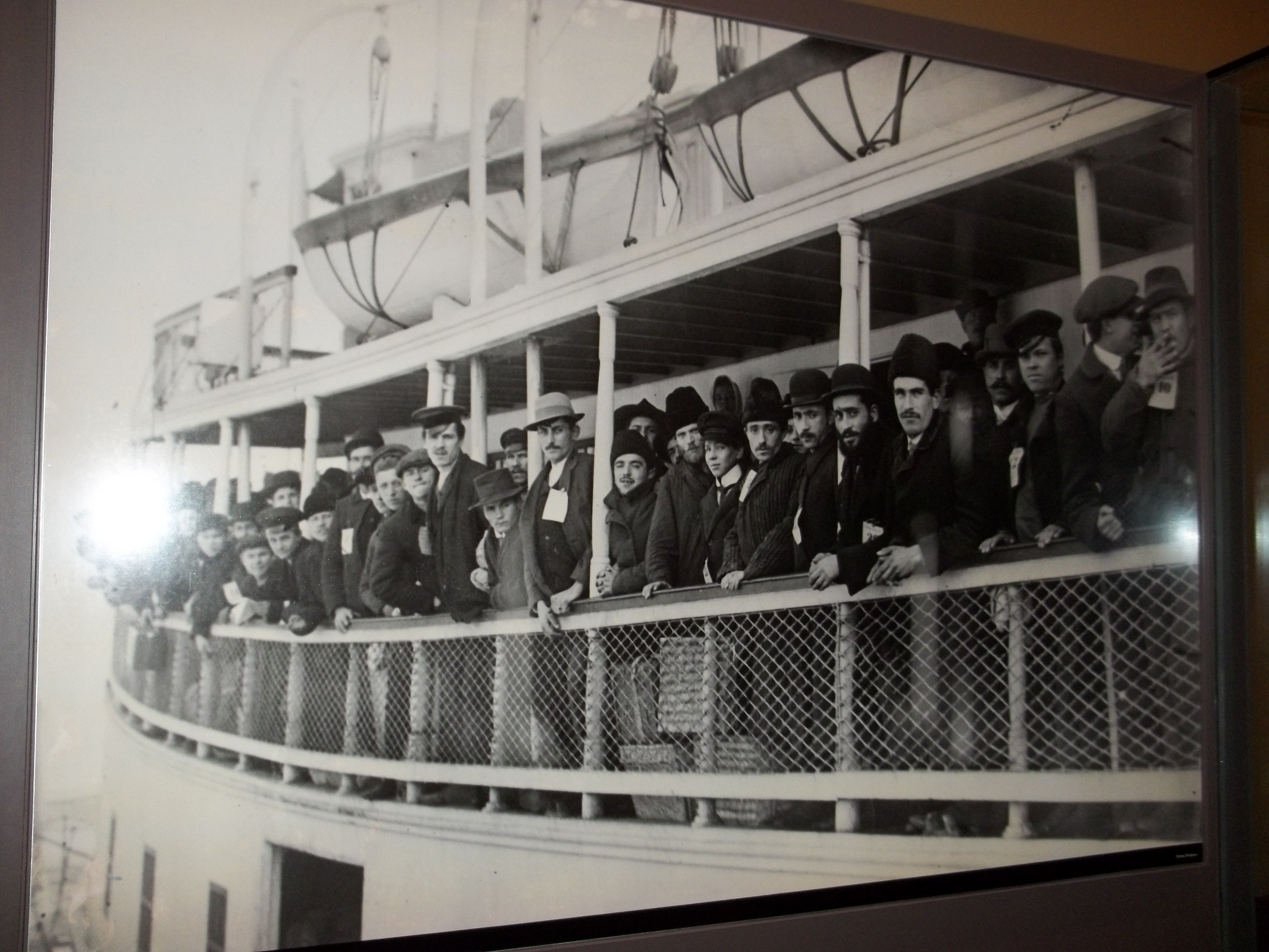 How Long Did Immigrants Stay At Ellis Island