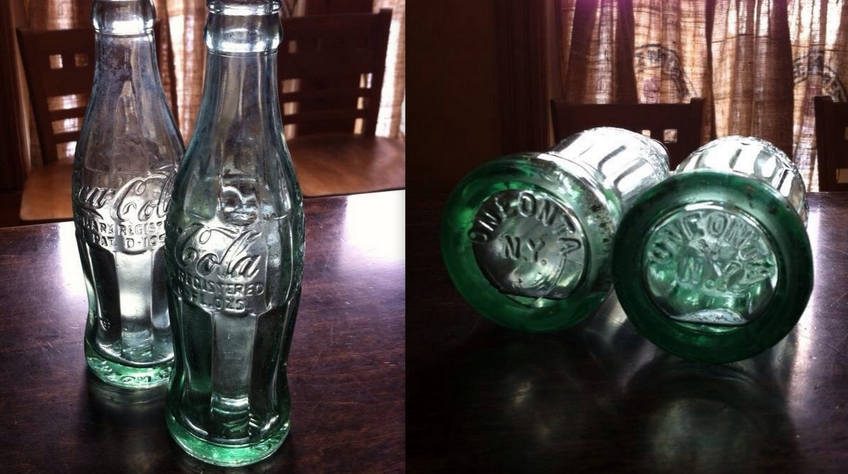 Glass Manufacturers Marks on Coke BottlesGLASS BOTTLE MARKS